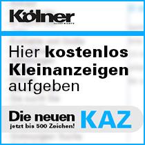 Koelner.de - Kleinanzeigen